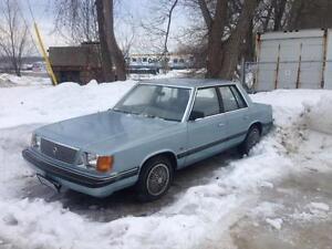 1987 PLYMOUTH RELIANT K CAR