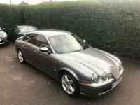 2003 Jaguar S-Type R 400BHP Supercharged Amazing service history