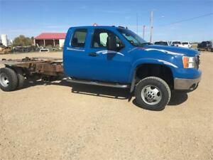 08 GMC 3500HD Cab and Chassis Certified warranty