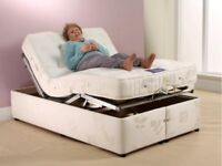 Power Double bed as new hardly used