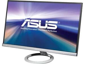 """ASUS Silver / Black 27"""" Widescreen LED Monitor"""
