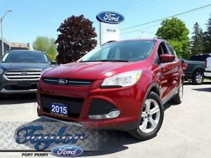 2015 Ford Escape SE *4X4* *LEATHER* *1 OWNER* *NAV*