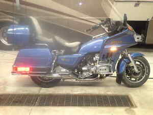 1985 Honda Gold Wing Interstate - Excellent condition