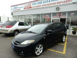 2006 Mazda 5 Sunroof-!! 5dr Touring Manual, AS-IS NO ACCIDENTS