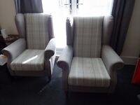 2 x Argyll Chairs