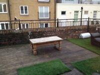Amazing 2 bedroom flat with large privateterrace 3 min Shoreditch High Street Station