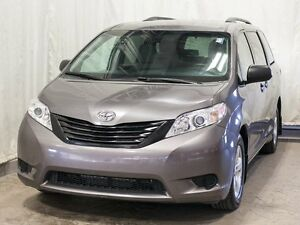 2015 Toyota Sienna FWD 7-Passenger Van w/ Bluetooth, MP3/CD, Gre