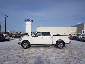2011 Ford F-150 LARIAT, MOONROOF, MAX TOW