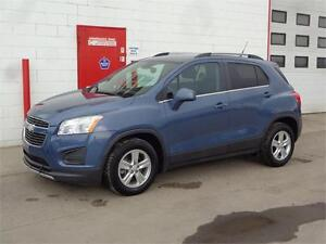 2013 Chevrolet Trax LT -- Nicely Equipped