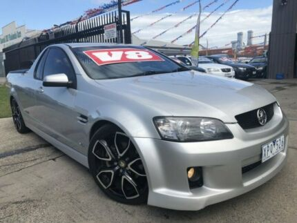 2007 Holden Commodore VE SS-V Silver 6 Speed Automatic Utility Brooklyn Brimbank Area Preview