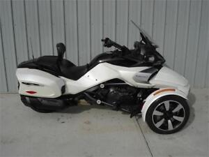 2016 Can Am Spyder F3-T SE6