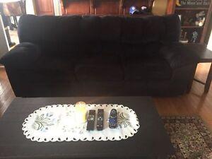 julson ebony sofa made by ashley furniture