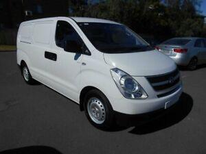 2014 Hyundai iLOAD TQ MY14 White 5 Speed Automatic Van Bankstown Bankstown Area Preview
