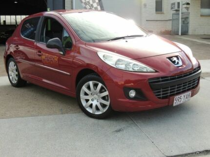 2011 peugeot 207 hard top convertible cars vans utes gumtree 2010 peugeot 207 a7 series ii my10 sportium red 4 speed sports automatic hatchback fandeluxe Choice Image