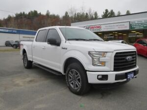 2016 Ford F-150 FX4 4x4 SuperCrew 157 in