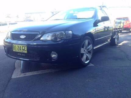 2005 Ford Falcon XR6 Ute - Magnet North Sydney North Sydney Area Preview