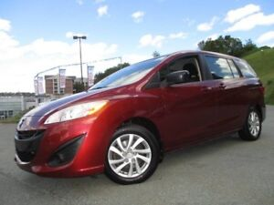 "2012 MAZDA MAZDA5 GS (AUTO TRANS, ALLOYS, A/C, ""MVI'D & READY TO"