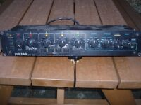 PULSAR ZERO 4001 DISCO LIGHT CONTROLLER -TOP CLASS PRO UNIT- 4 CHANNEL !!!!