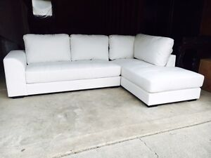 Brand New Off-White Sectional- By Interior Designer
