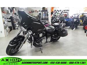 2007 Yamaha Road Star SILVERADO MIDNIGHT STAR 30,87$/SEMAINE
