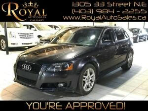 2012 Audi A3 2.0T Progressiv LEATHER, SUNROOF, BLUETOOTH