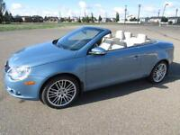 2010 VW Eos Convertible (only 45,000 kms)