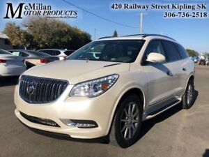 2014 Buick Enclave Leather  - Bluetooth -  Leather Seats
