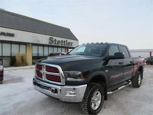 2015 RAM 2500 POWER WAGON WINCH!! UPGRADED TIRES!!