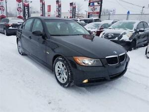 2008 BMW 3 Series 328i, MANUAL, CUIR, TOIT, MAGS, CRUISE, A/C,..