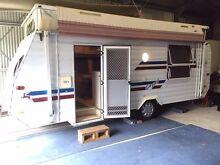 1997 Gazal Infinity Pop Top Caravan with Toilet and Shower Rosemount Maroochydore Area Preview
