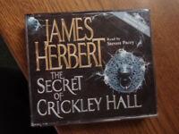 James Herbert. The Secret of Crickley hall