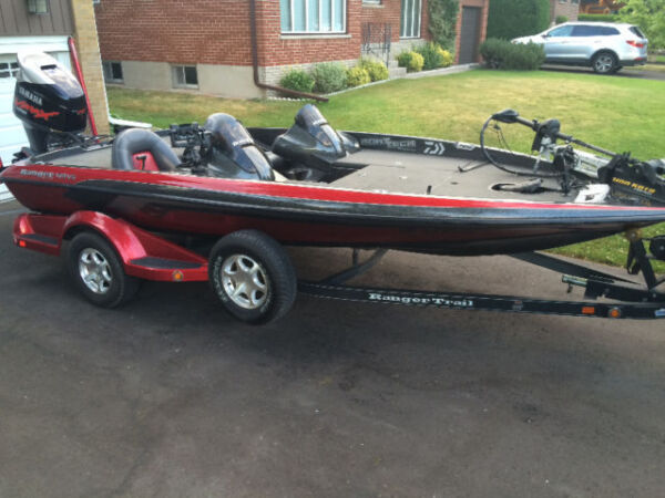Used 2006 Ranger Boats/Wood Mfg 188VS