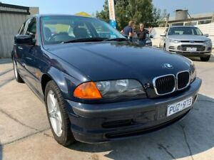 1999 BMW 318i E46 Blue 4 Speed Automatic Sedan