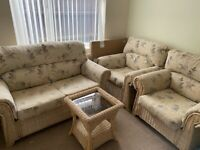 Lovely Conservatory Furniture suite set