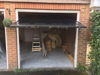 Black Garage Doors - Free Collection Only