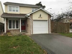 Lovely And Super Clean Detached Home On A Corner Lot