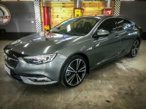 2018 Holden Calais ZB V Grey 9 Speed Automatic Liftback