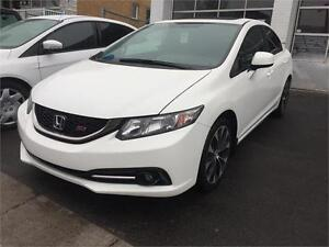 2013 Honda Berline Civic Si-FULL-6VITESSES-MAGS-TOIT-NAV