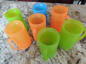 frosted beer drink mugs