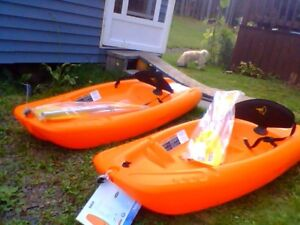 brand new solo paddle boats 100$ reach