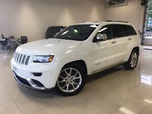 2014 Jeep Grand Cherokee Summit V8 4X4 CUIR TOIT GPS BLUETOOTH C