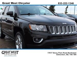 2015 Jeep Compass HIGH ALTITUDE**ONE OWNER**REMOTE START**BACKUP