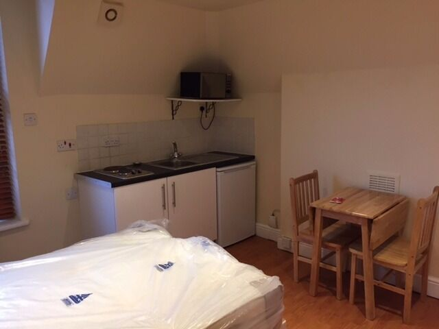 Unbeatable Value Self Contained Studio To Let