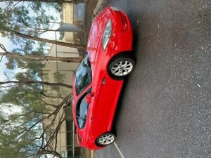 2007 Hyundai Tiburon GK MY07 V6 Red 4 Speed Sports Automatic Coupe Para Hills West Salisbury Area Preview