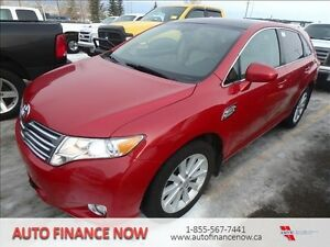 2012 Toyota Venza AWD RENT TO OWN FREE LIFETIME OIL CHANGES