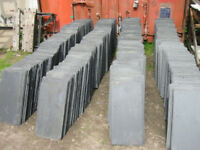 "new top grade spanish slates (20"" x 10"")"