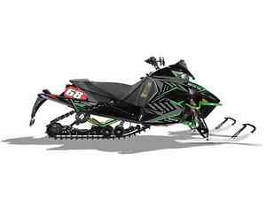 2015 ZR 6000 Tucker Hibbert Race Replica Black