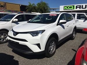 2015 Toyota RAV4 White 4 Speed Auto Active Select Wagon Winnellie Darwin City Preview