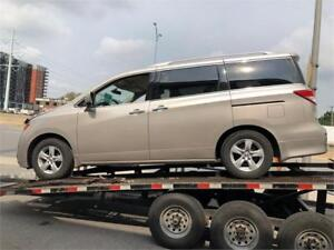 2012 Nissan Quest -FULL-AUTOMATIQUE-MAGS