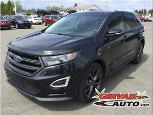 Ford Edge Sport AWD GPS Cuir Toit Panoramique MAGS 2015